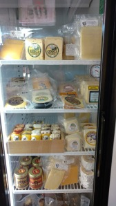 Cheese at Porter Road Butcher